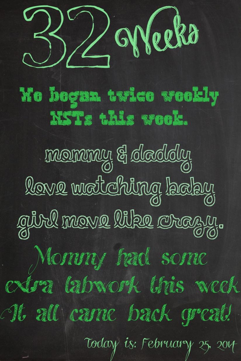 Week 32 - Chalkboard